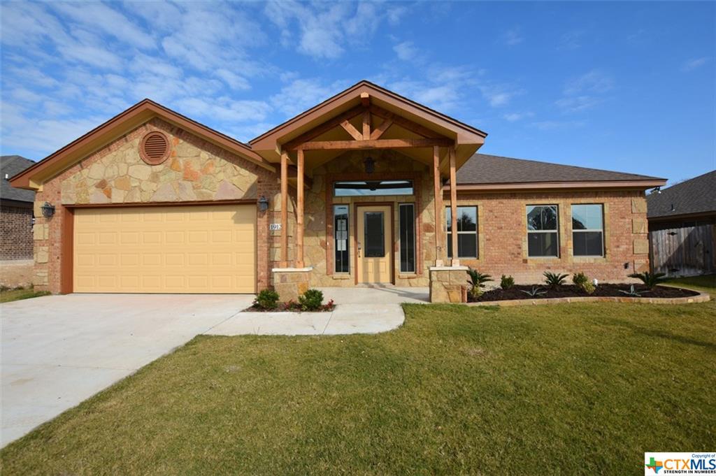 1912 Yturria Drive, Belton, TX 76513