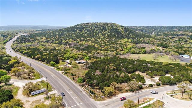 22.65 Acres on Highway 1431 at hard corner of Nameless Rd intersection with traffic light & turn lane. Great visibility.Minutes to Lake Travis & Cedar Park, TX. Fairly level along Highway & Nameless Rd. Slopes gradually to the southwest overlooking scenic canyon creek bottom & bluff top views of the neighboring hills.  City of Jonestown will want to have all 22 acres brought into the City instead of currently with Leander and Jonestown.  B2 zoning &Mixed Use is best zoning & easily agreed upon with COJ.