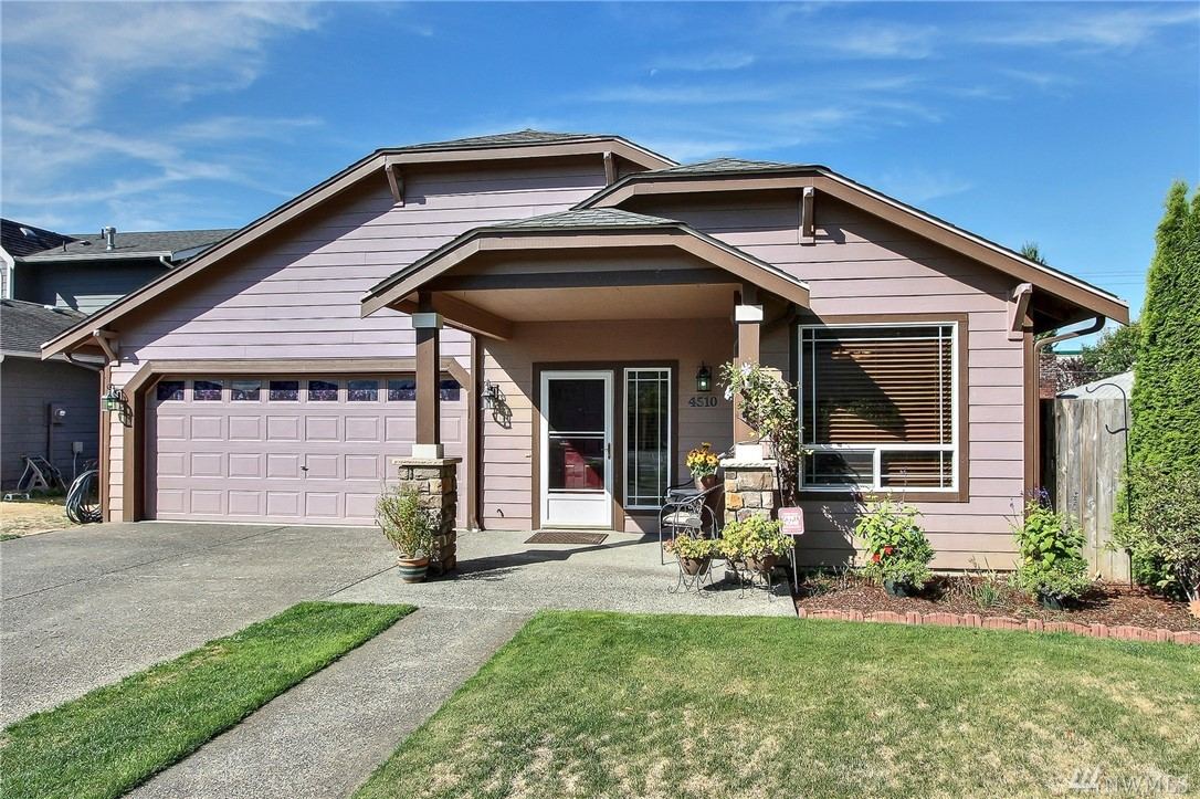 4510 152nd Av Ct E, Sumner, WA 98390