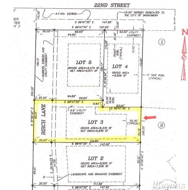 0 Birch Lane, Snohomish, WA 98290