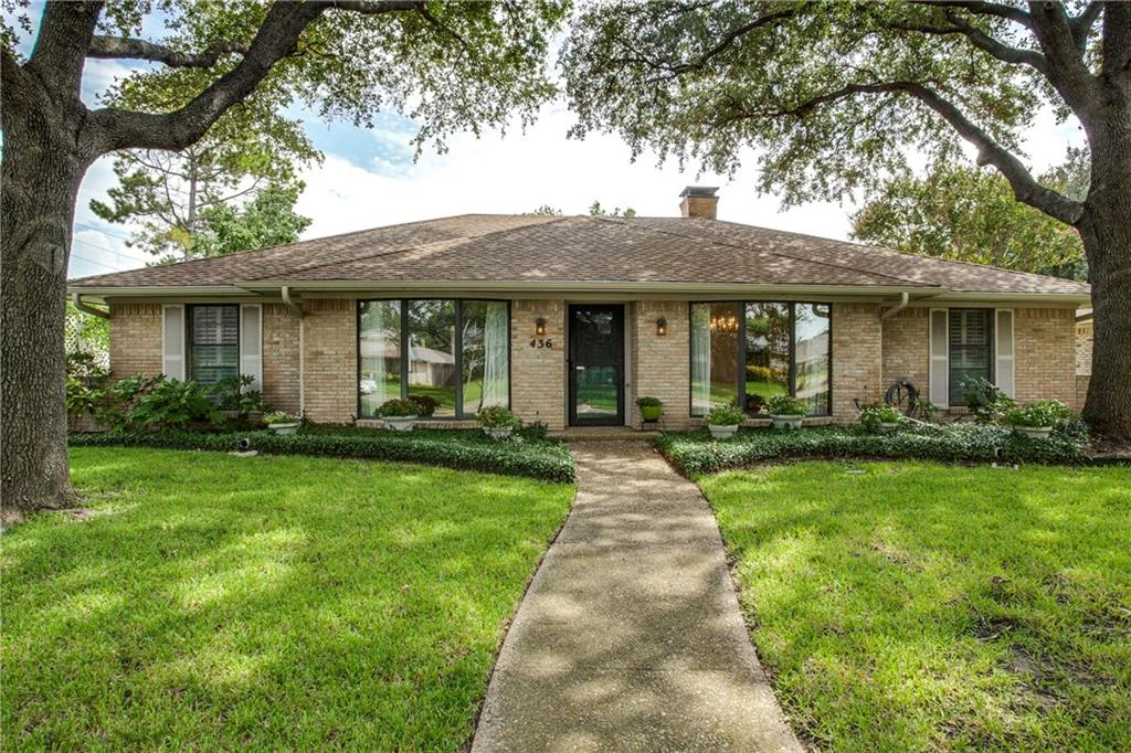 436 Sheffield Drive, Richardson, TX 75081