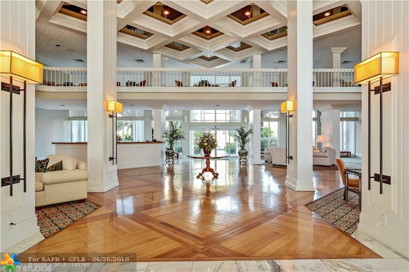 A rare jewel at world class Point of Americas. In superior taste and style, complete renovation. Impact windows and wood and travertine flooring throughout. Open-concept plan w/breathless ocean, harbor, yacht parade, cruise ship and coastal views to South Beach. Sweeping terrace, great room, culinary kitchen and luxe master suite w/lots of closets. 5 stars amenities: restaurant, guest hotel suites, 3 gyms, 2 pools, and cabana service on the widest beach in Ft. Lauderdale. Close to airport and highways.
