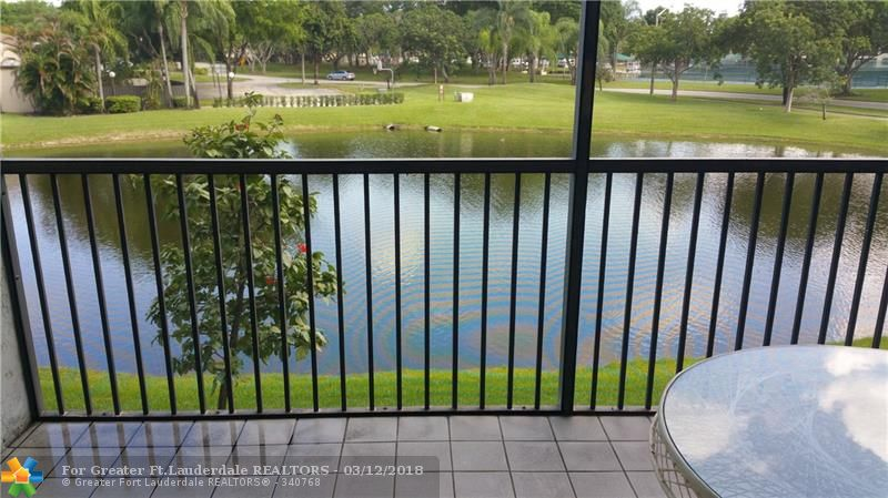 Beautiful condo furnished. All ceramic  floor. Full size washer & dryer. Near all Citrix buildings. Nest to Pompano race tract & the isles casino & poker room. Near by Palm Aire country golf course, shopping, restaurent, 1-95 & turnpike  12 minutes by car to the  Beach.