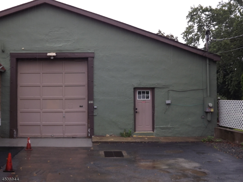 Great space for Auto Shop/Garage/Storage.  Appx 3,500 SF open span area with small office space.  12'H x 11'W Overhead door provides access to building with interior ceiling clearance of 11' Also includes outside parking area (front of building) appx. 30' x30'.  On street parking is also allowed.  Located in historic downtown Stanhope.