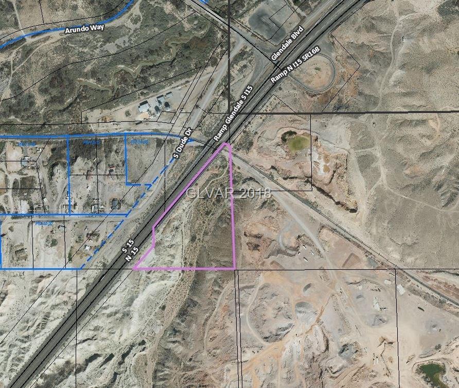 Adjacent to I-15, Moapa, NV 89025