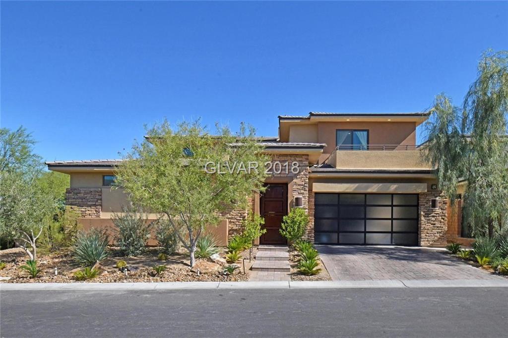 46 GREY FEATHER Drive, Las Vegas, NV 89135
