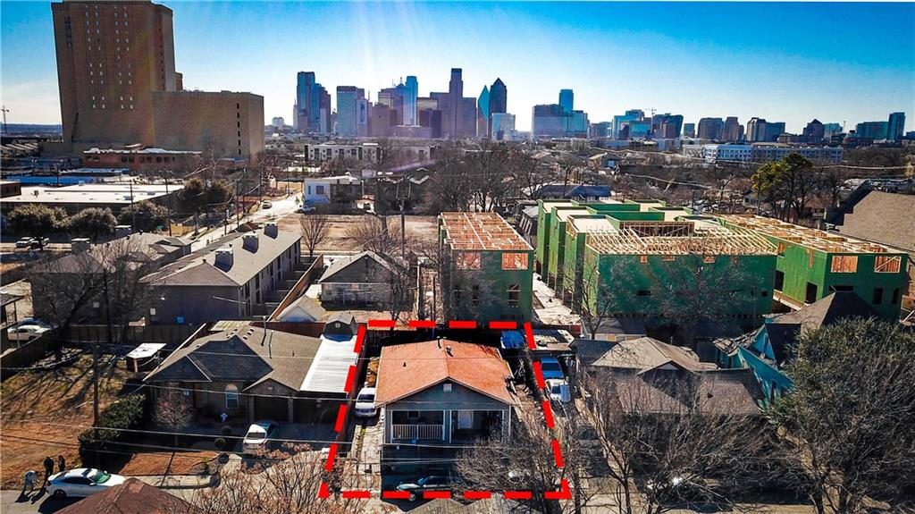 "Primary Use: Multifamily. Get ready to for your next project! AMAZING opportunity for Investors, Builders and Developers, Selling for LOT value, since the real value is in the LAND. Property for tear-down with view of the Dallas Skyline! Located in sought after ""Old East Dallas"" neighborhood, less than 2 miles away from uptown Dallas! Near many Shops & Restaurants. The lot size is 4,901 (50 X 98) and is zoned as MF-2(A) – (Multifamily District) ""These districts are composed mainly of areas containing mixtures of single-family, duplex, and multiple family dwellings and certain uniformly developed multiple-family dwelling sections"". Selling AS IS. Don't miss out!"