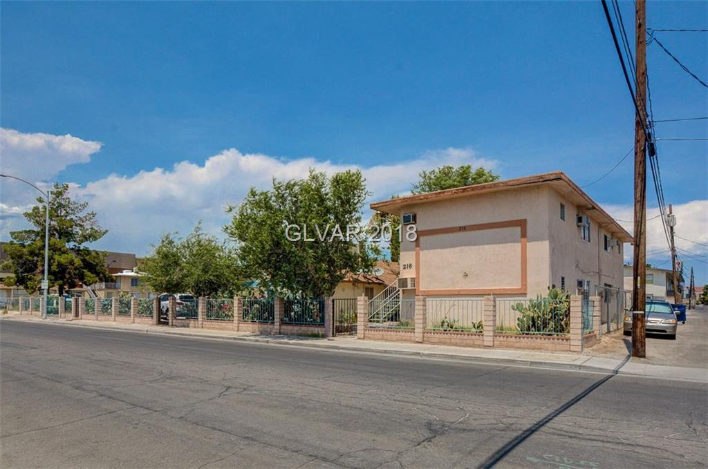 216 BALTIMORE Avenue, Las Vegas, NV 89102