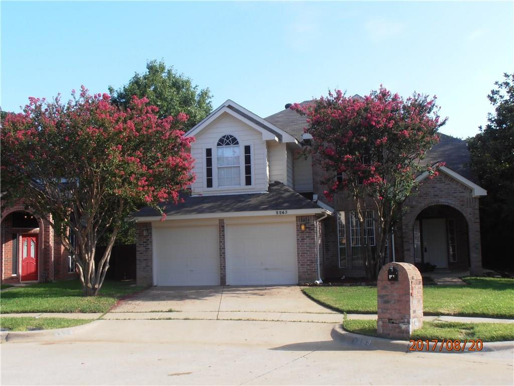 2263 Ellis Drive, Flower Mound, TX 75028