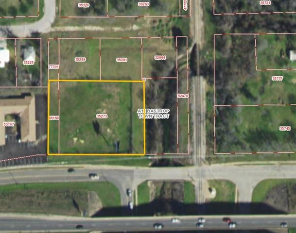 Property consists of two tracts: R35273 (0.888 Ac.) and R69168 (0.115 Ac.) for a total of 1.003 Acres.  Also available (different owner) is the tract at 1201 Emile St. (MLS 4716212) (R35289 and R77301) totaling 0.3136 Acres, which is currently zoned Live/Work and which allows access to Old Bastrop from Emile St.  Property has Lamar billboard lease expiring at end of 2019.