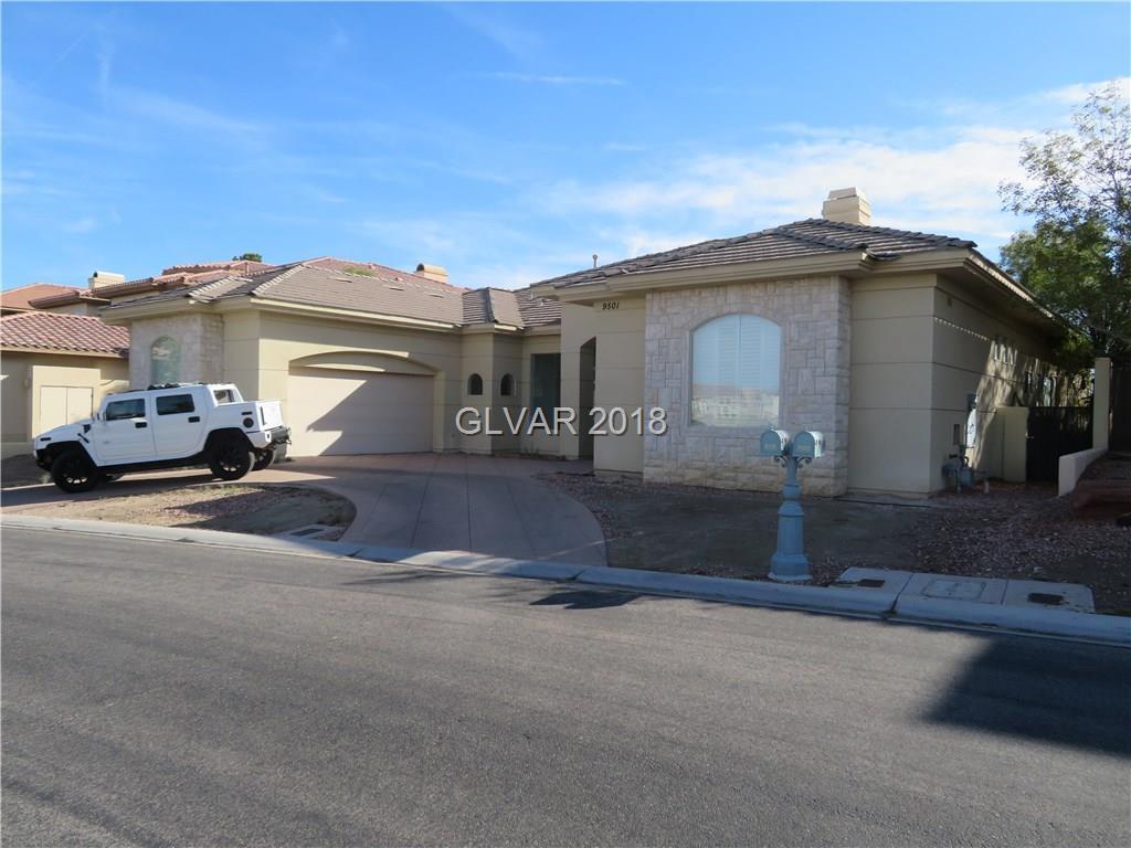 9501 VERLAINE Court, Las Vegas, NV 89144
