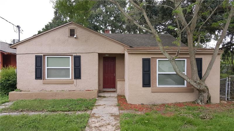 Location, location, location, tenant just renewed for the 2nd time. New AC compressor. Low maintenance cost. Great investment property, No HOA, unbeliveable ROI, tenants paying on time every month  Tile throughout, fresh paint. Hard to find a single family generating good income for this price.