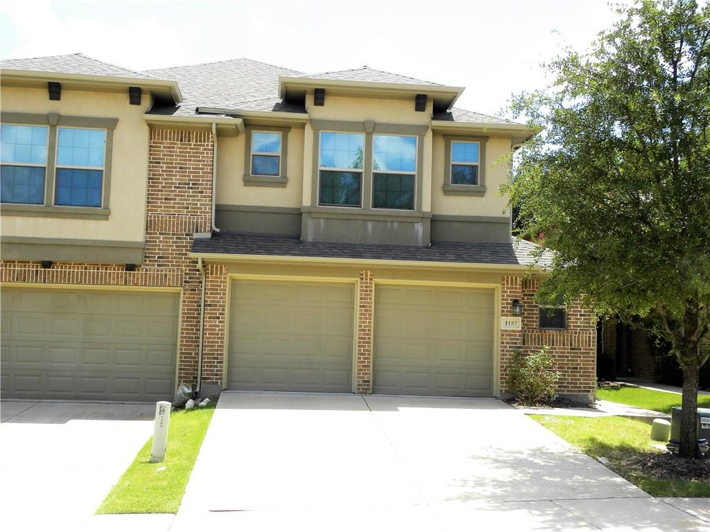 !!! LOCATION LOCATION LOCATION !!! STUNNING, LIGHT & BRIGHT 2 STORY TOWN HOME WITH EXAMPLARY ALLEN ISD. 3 BEDROOMS, 2.5 BATHS, 2 LIVING AREAS, DINNING & 2 CAR GARAGE. OPEN FAMILY ROOM & GAME ROOM. BIG MASTER BED & BATH WITH VANITIES, SHOWER & WALK IN CLOSET. OPEN FLOOR PLAN, SPACIOUS SEC BEDROOMS, CERAMIC TILE & CARPET FLOORING. GOURMET KITCHEN FEATURES GRANITE COUNTER TOPS, SS APPLIANCES & WALK-IN PANTRY. FANS, BLINDS, DRAPES, ROT IRON STAIRCASE & TONS OF UPGRADES. CLOSE TO MAJOR HIGHWAYS, ENTERTAINMENT & SHOPPING