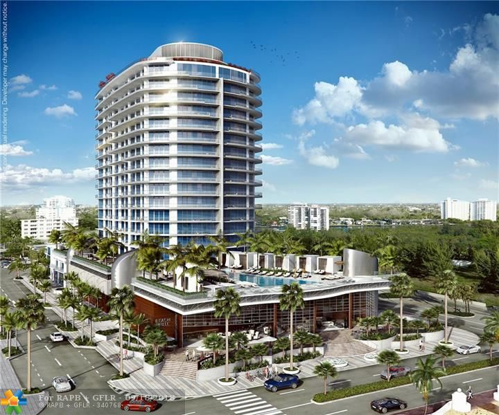 """MOTIVATED SELLER!! YOUR OPPORTUNITY TO GET IN TO A FULL SERVICE BUILDING DIRECTLY ON THE OCEAN IN THE HEART OF FT LAUDERDALE BEACH. THIS ONE BEDROOM 2 BATH UNIT IS READY FOR YOU TO MAKE YOUR OWN.  BRAND NEW CONSTRUCTION, 12.5FT CEILINGS, HIGH END KITCHEN AND BATH FINISHES, WITH ONLY 6 UNITS PER FLOOR, THIS UNIT HAS IT'S OWN PRIVATE ELEVATOR ENTRY.  WITH SERVICE LIKE NO OTHER,  PARAMOUNT FORT LAUDERDALE OFFERS IT'S SIGNATURE """"ABOVE AND BEYOND"""" CONCIERGE SERVICES. INTEGRATED SMART BUILDING TECHNOLOGY, ON SITE RESTAURANT AND ROBOTIC GARAGE PARKING (VALET ONLY)."""