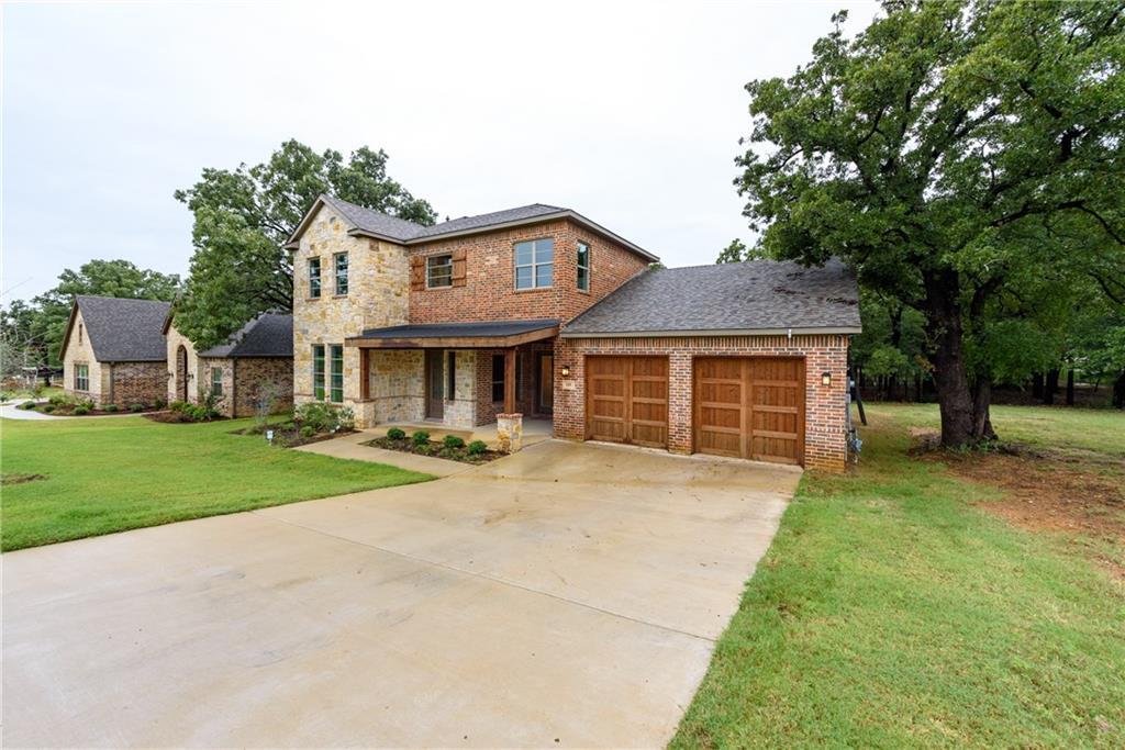 105 Noble Oak Court, Hickory Creek, TX 75065