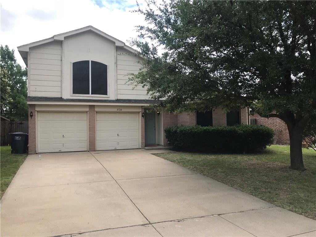 Great home in desirable Keller ISD.  All bedroom downstairs, Game Room and Half Bath are upstairs.  Game Room could be used as 4th bedroom if needed.  Family Room features Wood Burning FP, notice the wood laminate flooring in Living Area for easy care.  Fenced yard.  Close to schools and shopping.