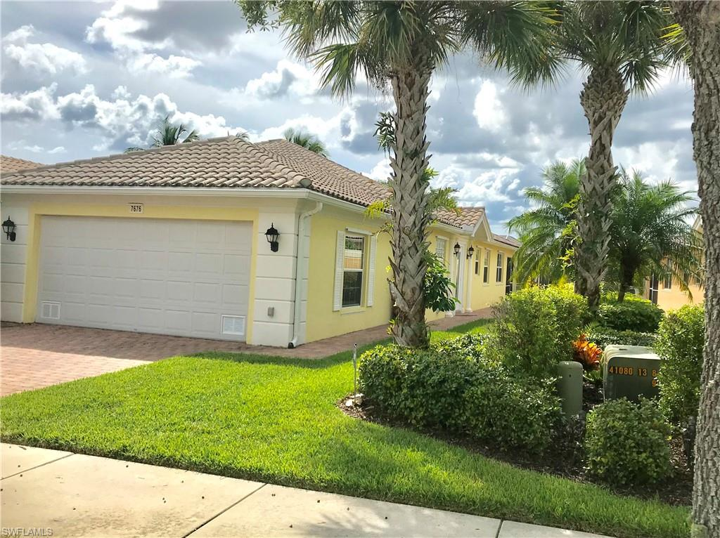 Immaculate 2 bedroom plus den 2 bathroom Capri.  New Lennox A/C system 2015 with premium plan on a/c parts and labor transferable to new owner good through 2025, storm smart motorized Solar Screen on Lanai 2015, Hurricane impact rated glass front door, New Super Screen and Tie downs on lanai 2018, tile floors throughout, New Ceramic Back Splash in Kitchen and Utility room, Ceramic tile floor cleaned, painted and sealed in 2018, Samsung Refrigerator 2016, Slip- Resistant Epoxy Garage Floor 2017, Wireless Garage Door Entry. New Garage Springs 2017, Upgraded I-Phone enabled ADT Security System, New State Energy Efficient Water Heater 2016, New Evolution Compact Insinkerator 2016, Right Height Toto Toilet in Master Bath 2016, Interior of Home Painted throughout Walls, Ceilings and all Woodwork 2017, House Inspection, Mold Inspection and Wind Mitigation Reports were done in 2014 and are available for review for buyer, Newly Upholstered Cornices 2015. Gated community with Community pool, Lap pool, Restaurant, Post Office, Gas Station, Travel agency, Soon to be Ice Cream Parlor, Onsite Real Estate Office, Car Wash, Tennis courts, Bocce Courts, Pickle Ball, Activity Director.