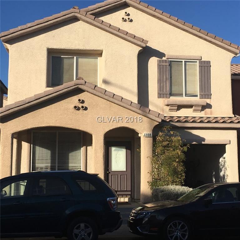 6806 MAHOGANY MEADOWS Avenue, Las Vegas, NV 89122