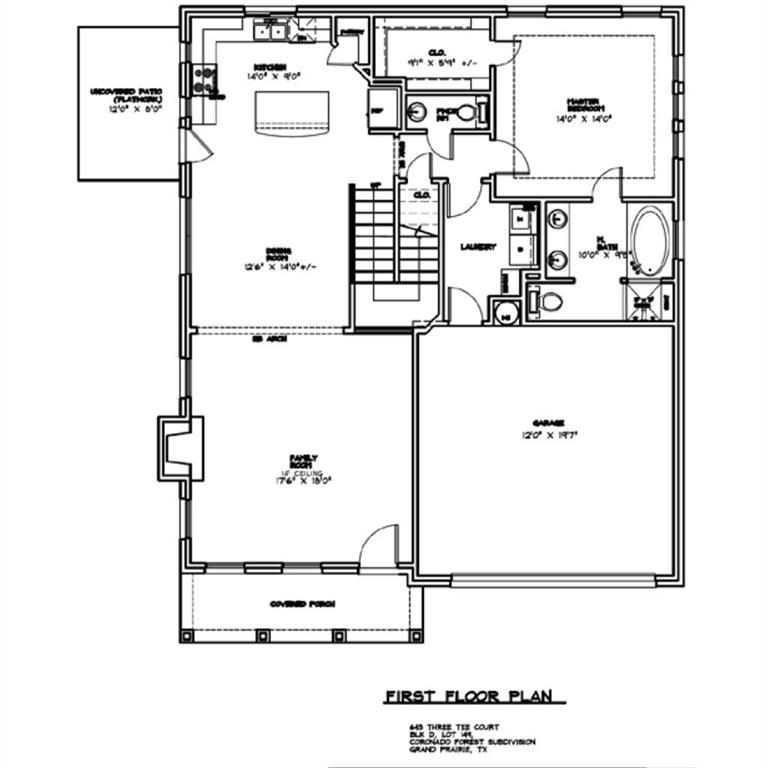 643 Three Tee Court, Grand Prairie, TX 75052