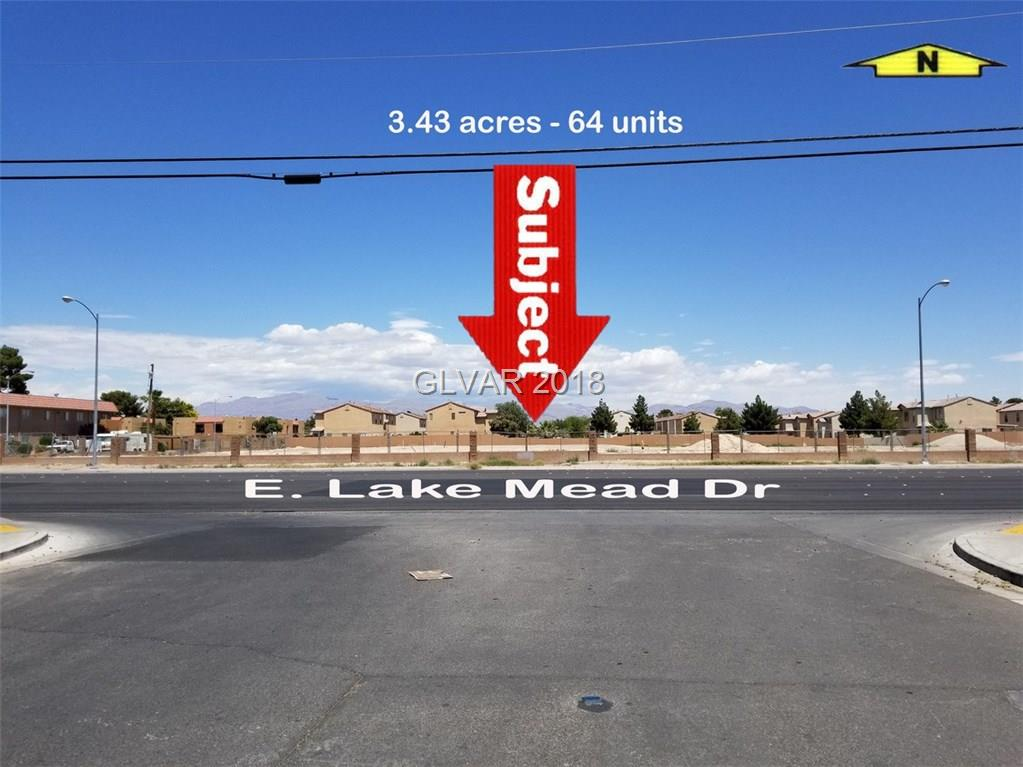 E Lake Mead Boulevard, Las Vegas, NV 89115