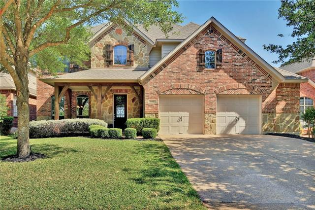This beautiful Highland Homes abode is located in highly sought after Walsh Ranch. This home has been meticulously maintained and has had many recent updates.. (See List) Plan Upgrades include media room, game room, 3rd full bath and extra storage space at the garage.  Kids attend the 3 best schools in Round Rock (2 are a short walk away) .