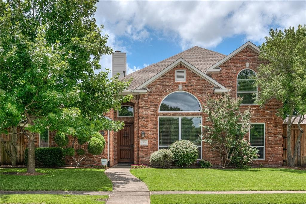 2526 Fallview Lane, Carrollton, TX 75007