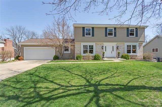 1753 Canyon View Court, Chesterfield, MO 63017