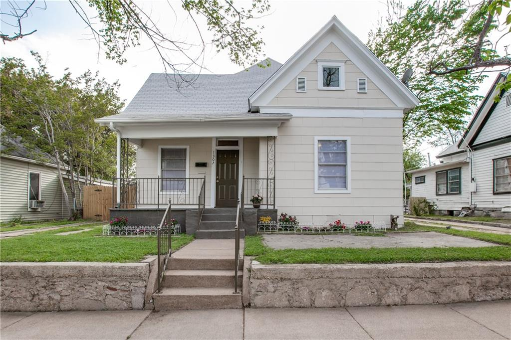 This exceptionally maintained move in ready home has been in the same family for 3 generations! LOCATION, LOCATION, LOCATION! Come home to a magnificent house on the hill in a historic area minutes from downtown, Sundance Square, the Fort Worth Stock Yards, Coyote Drive-In and HWY 121 & I35. The two living areas will allow you to bring your best decorating ideas and the kitchen with an abundance of space and cabinets will have you planning to host your next family holiday party or social event . Enjoy the privacy of your back yard with a deck and yard perfect for entertaining and play! Getting a new roof in 2 weeks. Seller will PAY $2000 closing with a FULL asking price offer. This beautiful home is a must see!
