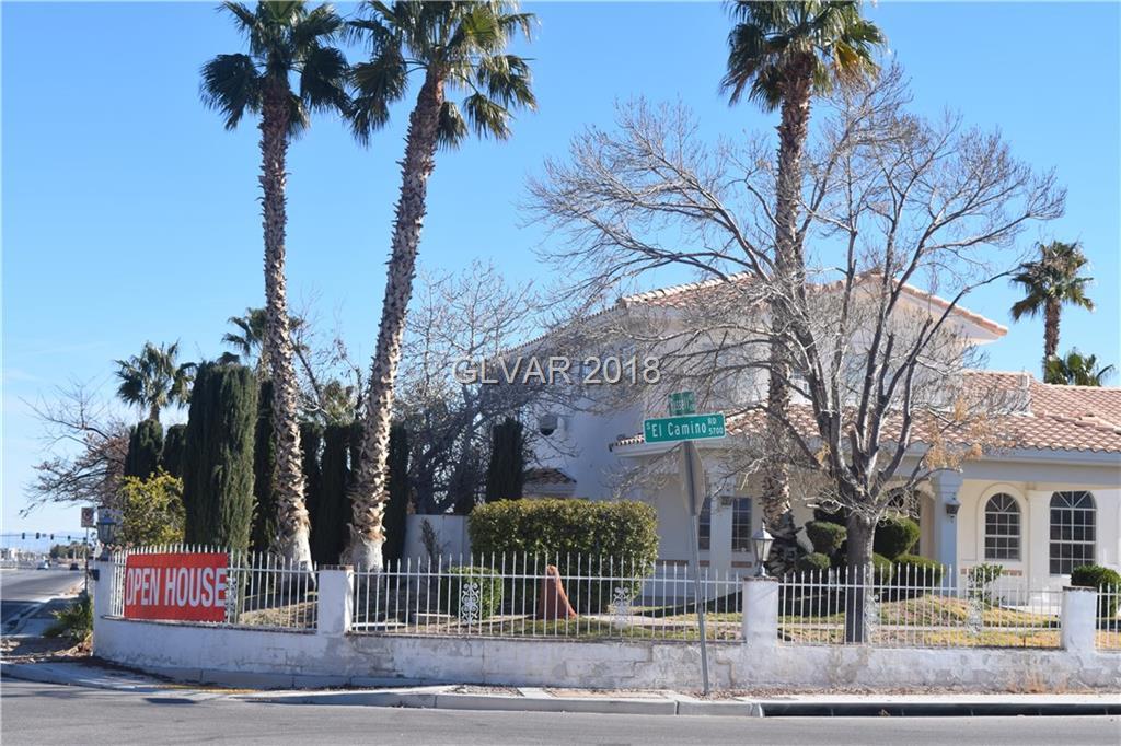 5720 EL CAMINO Road, Las Vegas, NV 89118