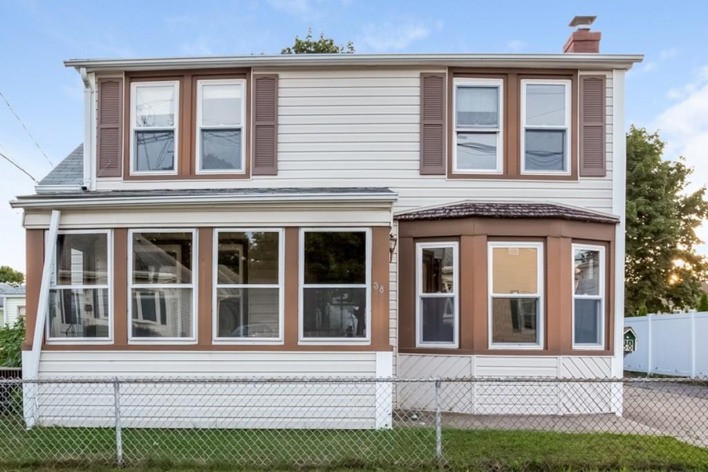 38 Chase ST, Pawtucket, RI 02861