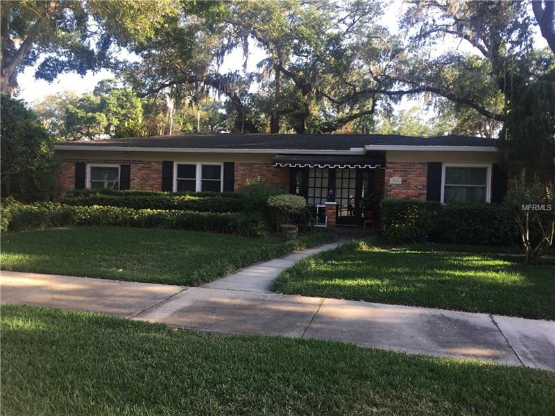 Great property in Beach Park walking distance to Swann Circle. This canal is on the East side of the Westshore bridge. No motor boats or large boats are able to get under the bridge to access the bay. Canal has recently been upgraded by the city.
