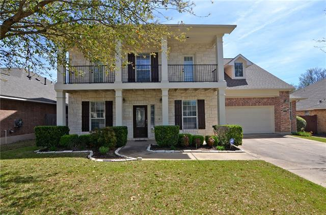Fantastic like new home with new Acacia wood and tile flooring, pattern carpet on stairs. 2 living areas nice trees. two entertaining areas in the back yard with pergola. the garage is well over sized and it will fit a boat  or good size storage or workshop area. the upstairs has living area with access to upstairs porch.  the master bedroom is large with room for a sitting area, 2 closets 2 vanities. the home is close to hospitals, shopping, great schools, pools, and trails. flooring and windows are new.