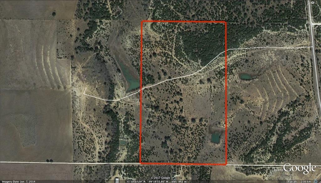 Lot 3 CR-256, Santa Anna, TX 76878