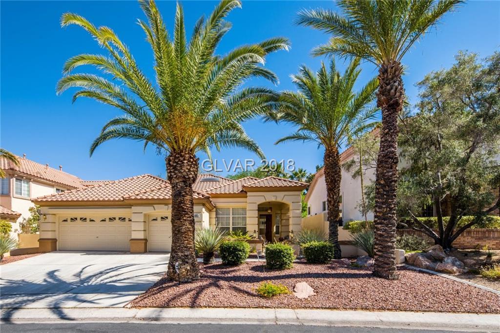 8837 CORTILE Drive, Las Vegas, NV 89134