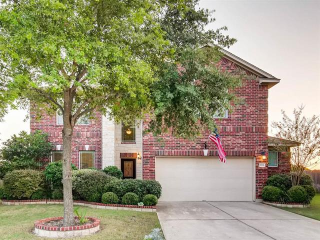 GORGEOUS 2 STRY 4 BED/2.5 BATH HOME LOCATED IN THE BEAUTIFUL COMMUNITY OF FALCON POINTE! AN ABUNDANCE OF AMENITIES ARE INCLUDED IN THIS HOME: GAME ROOM, MEDIA ROOM, OFFICE, FIREPLACE, OVERSIZED CLOSETS, & MORE! STEP INTO YOUR KITCHEN OASIS THAT BOASTS A CENTER ISLAND W/BREAKFAST BAR & STAINLESS STEEL APPLIANCES. MASTER ENSUITE INCLUDES DOUBLE VANITY, SEPARATE WALK-IN SHOWER & GARDEN TUB. YOUR PRIVATE BACKYARD AWAITS COMPLETE W/COVERED PATIO & GARDEN! OWN YOUR DREAM HOME TODAY!