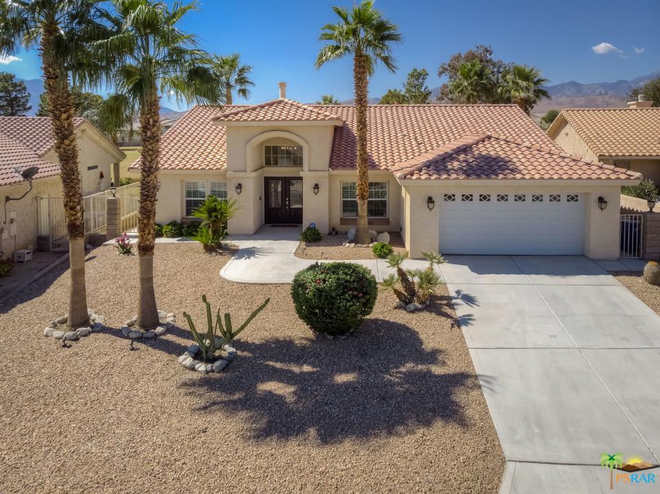 9431 CLUBHOUSE Boulevard, Desert Hot Springs, CA 92240