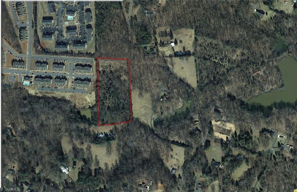 4.6 acres in the Village of Clemmons. Great potential for development.  Easy access to I-40, Winston Salem and Statesville.
