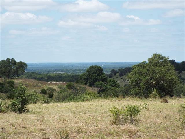 5.01 acres, hill top property, offering beautiful hill country views. Located in a gated subdivision, with paved roads, underground utilities in place, wildlife exemption for reduced property taxes. HOA dues are $500 annually, minimum square footage is 1800.
