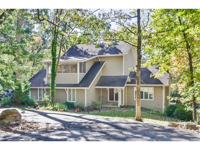Fantastic opportunity to own a 2000 sq foot plus 4 bedroom, 3.5 bathroom home in the much desired neighborhood of Forest Springs Estates! This colonial style home sits on a premium lot at the end of a cul de sac with a backdrop of mature trees which offers much privacy. As you walk into this 2 story home, your breath will be taken away as you will find Cathedral Ceilings, an extensive Great Room with wood burning fireplace, separate dining, and a covered deck that expands the length of the home. The master bedroom suite offers an oversized bedroom space with walk in closet, private sunroom, and ensuite master bathroom. The basement is a workmans dream, as there is a bathroom already in place and drywall up in the family room, all you need to do is give it a little TLC. The family area, which has a gorgeous wood burning fireplace, walks out to the private above ground pool surrounded by decking. This home is waiting for you to add your final touches! This won't last long!