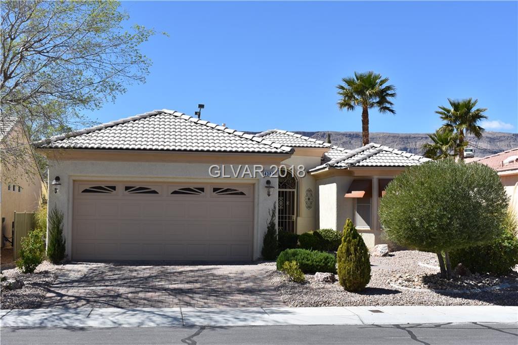4385 BELLA CASCADA Street, Las Vegas, NV 89135