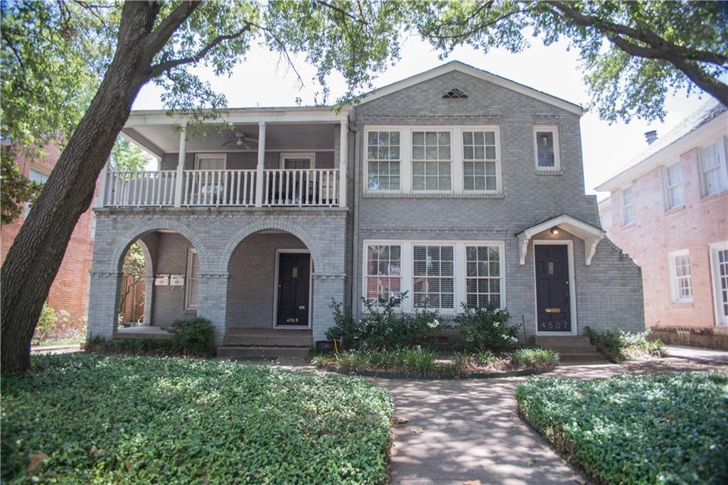 4505 Emerson Avenue, University Park, TX 75205