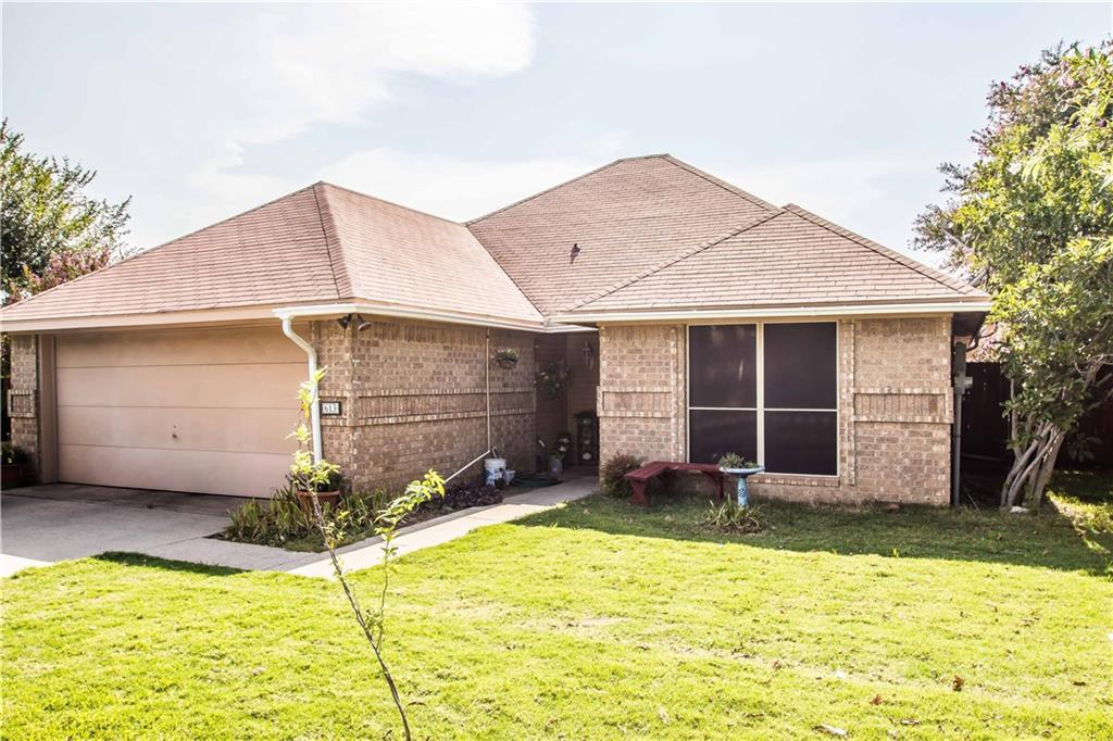 613 Pace Drive, Denton, TX 76209