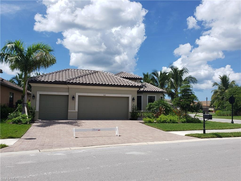 The Farnese with 3 car garage and Pool and Spa, boasts numerous designer upgrades. Gourmet kitchen, tray ceilings, summer kitchen, upgraded tile, cabinets, crown molding and more. Move in Ready.  Photos are of the model and not actual home.