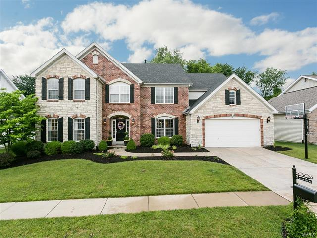 1121 Nooning Tree, Chesterfield, MO 63017