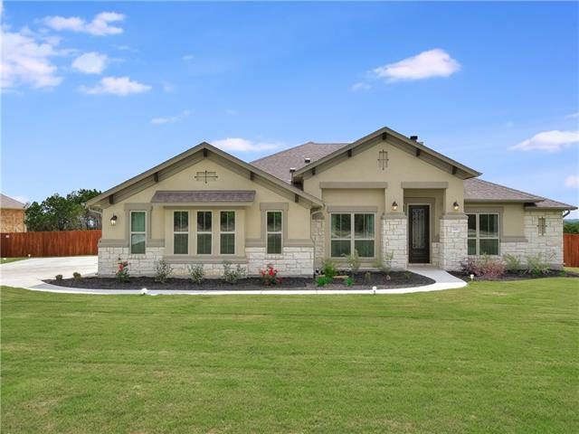 This home is located in Liberty Hill, just north of Austin.  It is a booming area soon to have extensive retail available just minutes away.  Great opportunity to build equity as the city moves its center further north.  VA Jumbo loans are available and it is about a 45 minute commute to Fort Hood military base.  Liberty Hill School district is one of the most highly rated school districts. Enjoy the rural feeling with trails and shopping and Georgetown lake. It's a 50 minute commute to the Austin airport