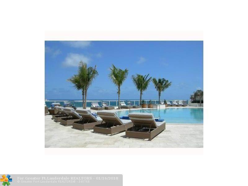 1 N Fort Lauderdale Beach Blvd #1610