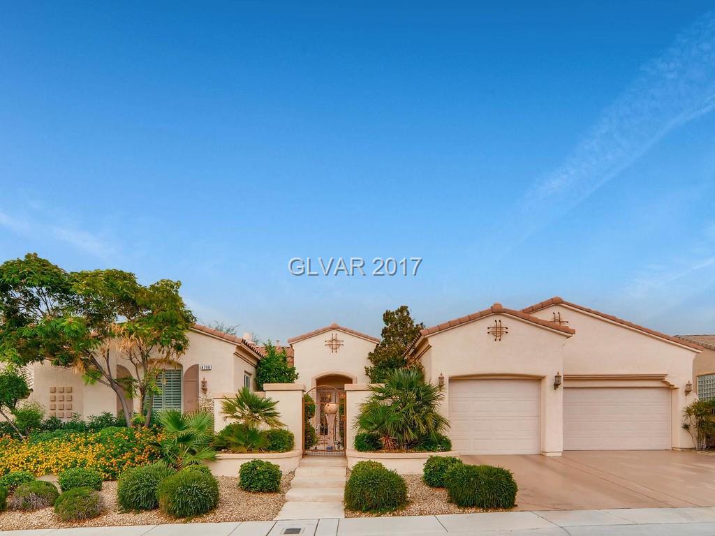 4796 RIVA DE ROMANZA Street, Las Vegas, NV 89135