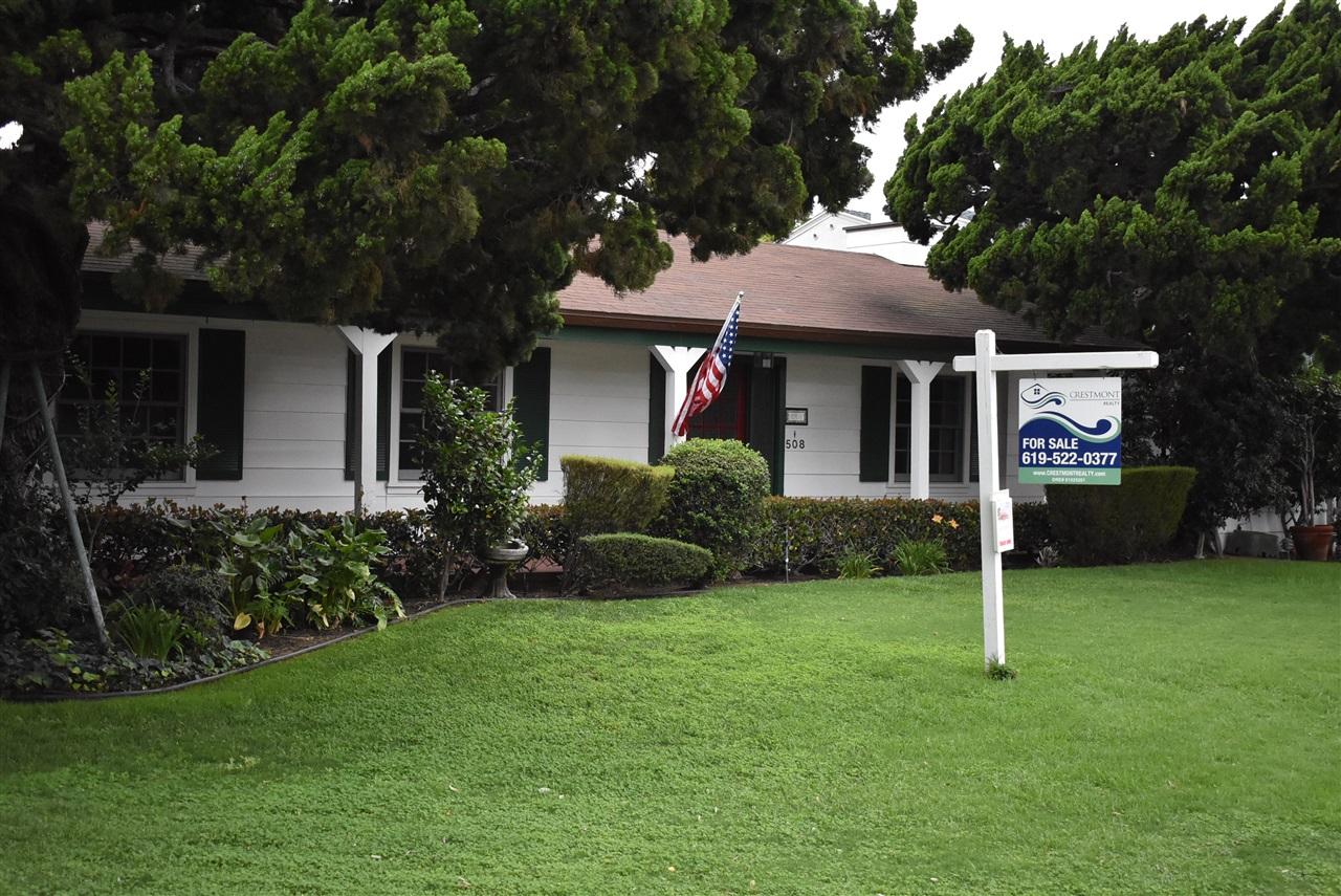 508 Glorietta  Blvd, Coronado, CA 92118
