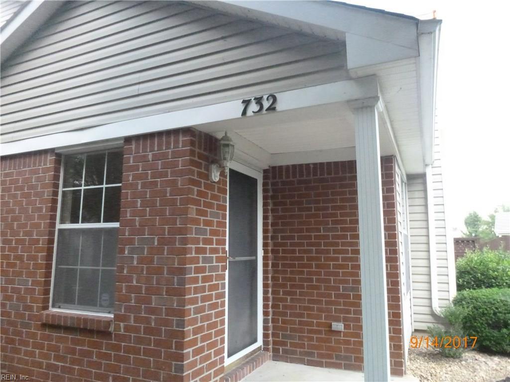 732 Oak Mill LN, Newport News, VA 23602