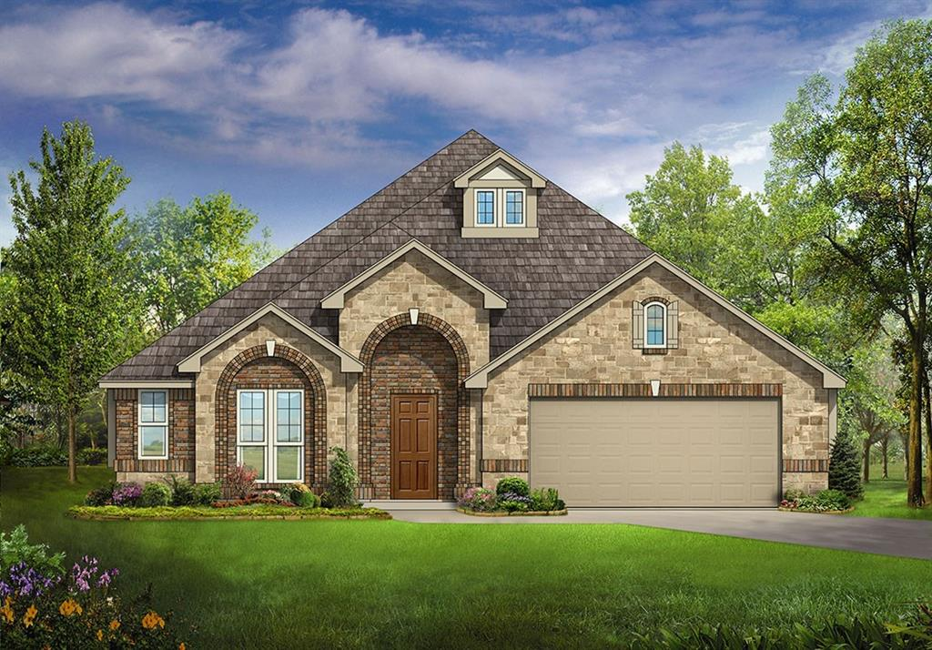 3613 Worthington Drive, Midlothian, TX 76065